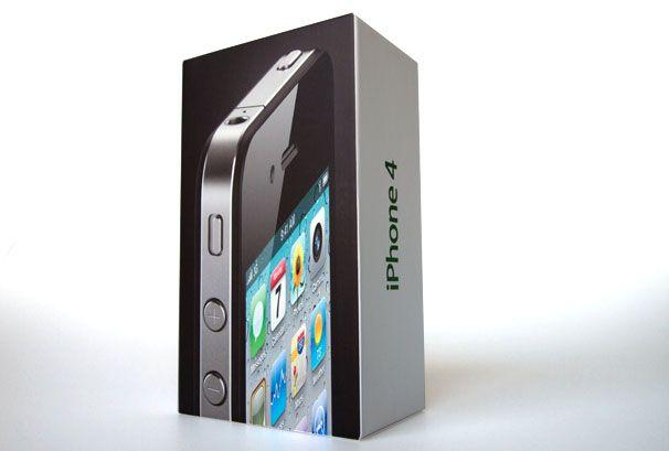 iphone4 boite
