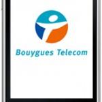 iPhone Bouygues Télécom