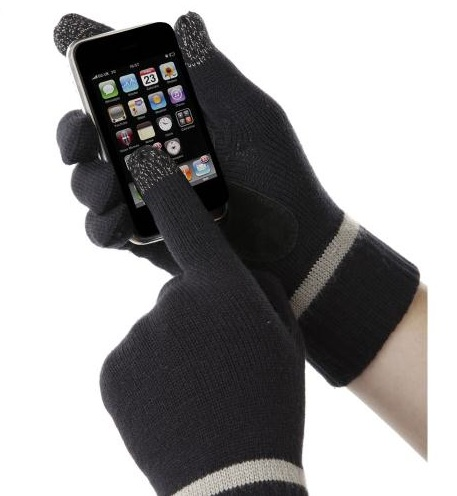 smartouch, votre gant pour iPhone