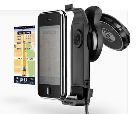 Support voiture pour iPhone