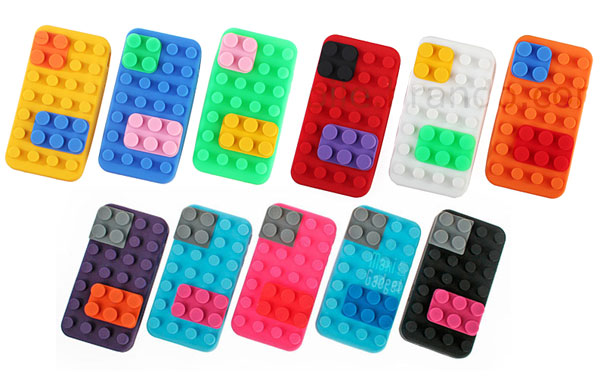 etuis lego pour iPhone