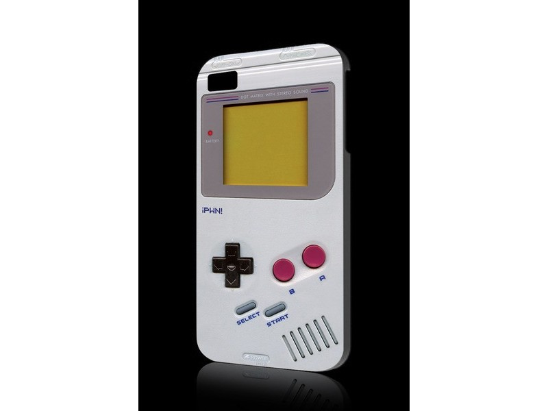 coque gameboy pour iPhone