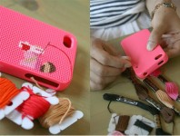coque tricot pour iPhone