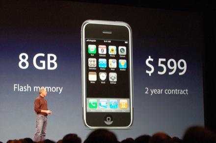 prix iPhone