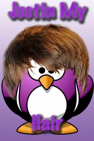 justin my hair