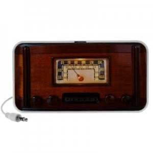 Etui radio vintage pour iPhone