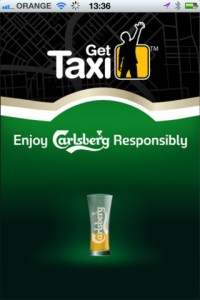 Get Taxi pour iPhone