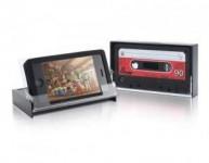 La coque iPhone design cassette
