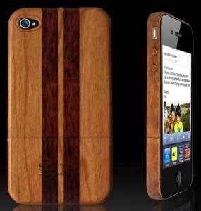 La coque iPhone en bois