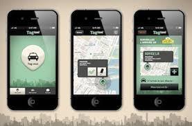 L'application Taxi Partage