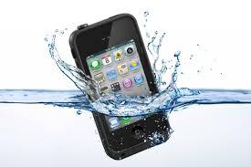 Une coque waterproof