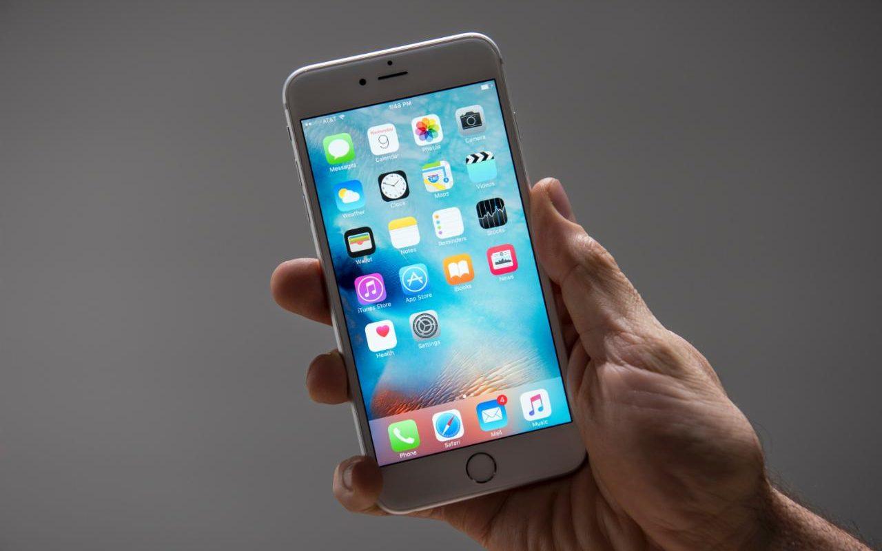 Utiliser l'iPhone comme niveau