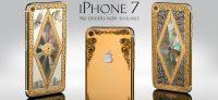 Les iPhones en or