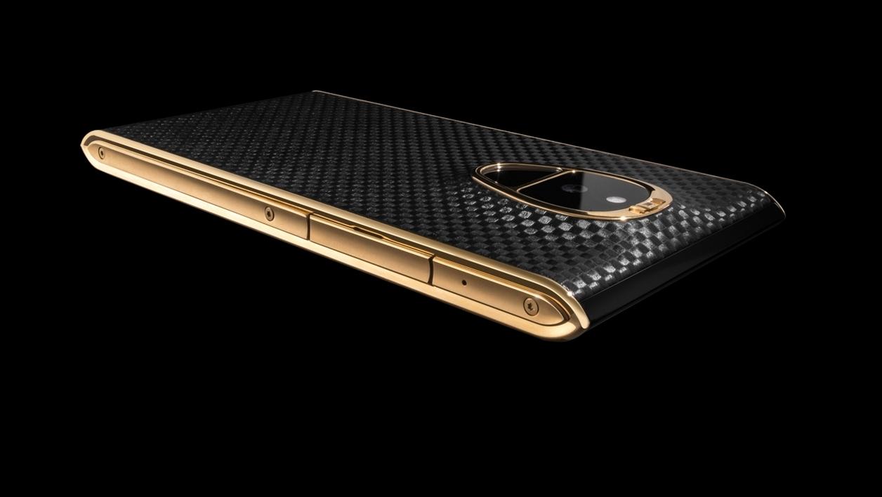 Solarin, le smartphone le plus sécurisé au monde